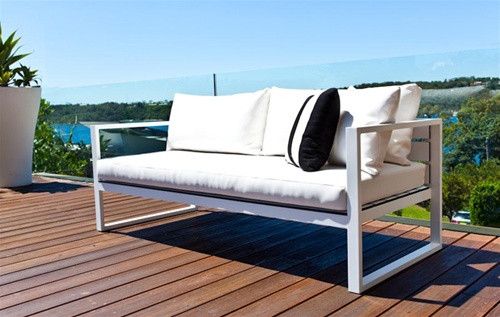 Harbour Outdoor Piano Sofa