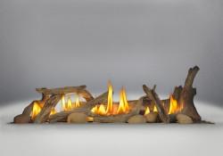 Napoleon Driftwood/Rocks Set