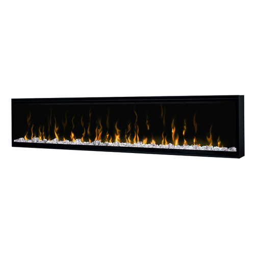 "Dimplex IgniteXL 74"" Linear Electric Fireplace"
