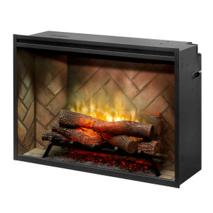 "Dimplex Revillusion 36"" Electric Firebox"