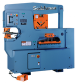 Scotchman Model 9012-24M-1, 90-Ton Hydraulic Ironworker (1ph)