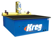 Kreg 1-Spindle Table Pneumatic Pocket Hole Machine