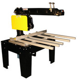 "Original Saw Co. 22"" Radial Arm Saw, Metal-Cutting Series, 7.5hp/3ph"