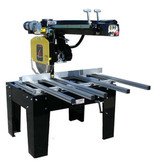 "Original Saw Co. 16"" Radial Arm Saw, Metal-Cutting Series, 7.5hp/1ph"