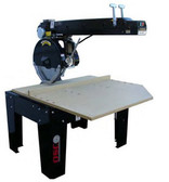 "Original Saw Co. 16"" Radial Arm Saw, Super-Duty Series, 5hp/1ph"