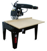 "Original Saw Co. 14"" Radial Arm Saw, Heavy-Duty Series, 5hp/3ph"