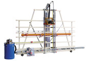 Safety Speed Mfg SR5U Vertical Panel Saw & Router: 3 Hp, 120V, 15 amps Saw, 3 1/4 Hp, 120V, 15 amps Router