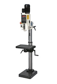 "JET 20"" Arboga Gear Head Drill Press- 3/4 to 1HP, 115V, 1Ph"