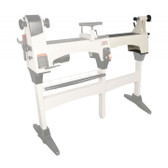 Jet Woodworking  JET 1221VS Lathe Stand Extension
