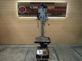 Jet JDP20EVST-230-PDF EVS GH Powerfeed Drill Press (SD 22)