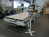 -NEVER BEFORE USED- C.R. Onsrud 5'x12' CNC Router w/ Drill Block & Vacuum Pumps