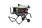 SawStop Jobsite Saw PRO with Mobile Cart Assembly - 15A,120V,60Hz