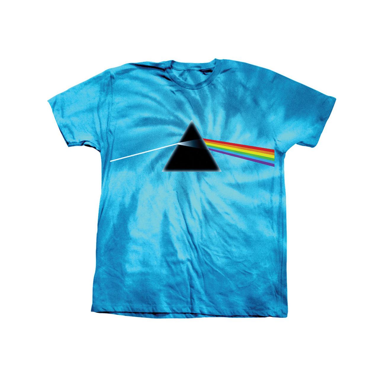 845f22a3 Habitat X Pink Floyd SHIRT DARK SIDE OF THE MOON TURQUOISE