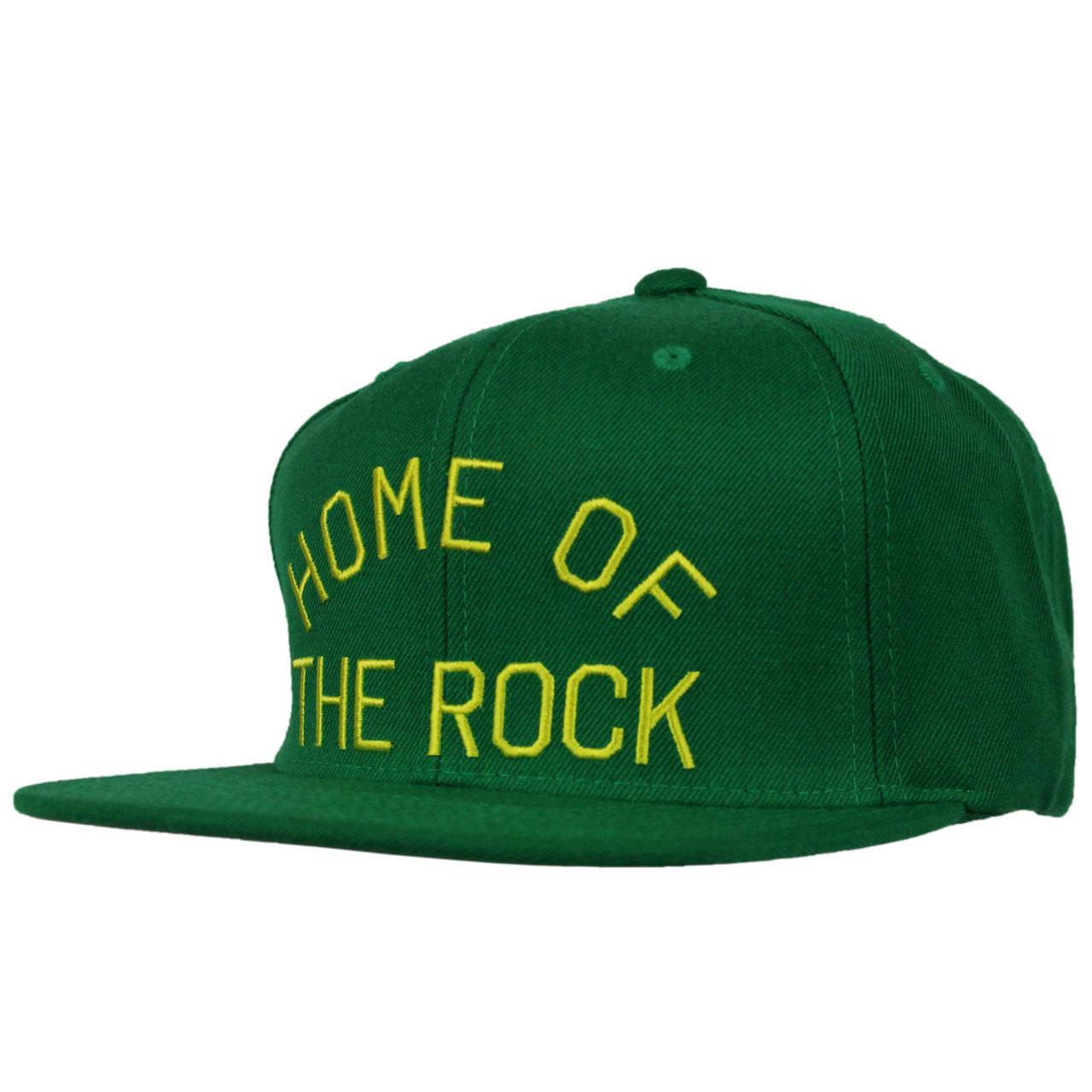 Fourstar Hat FOUR CITIES KELLY GREEN SNAPBACK e7c3545663c