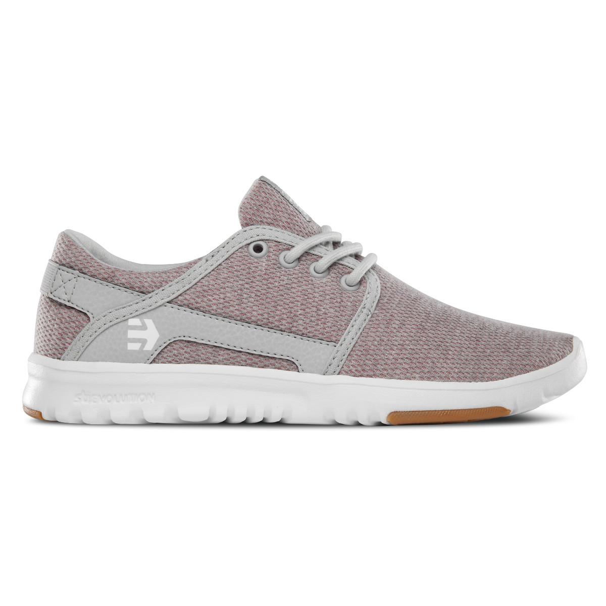 db4e070b92de Etnies Womens Shoes SCOUT W S PINK WHITE GREY