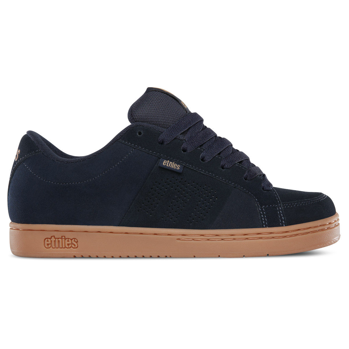 168173e16e ... ETNIES Skateboard Shoes KINGPIN NAVY GUM. Image 1. Click to enlarge