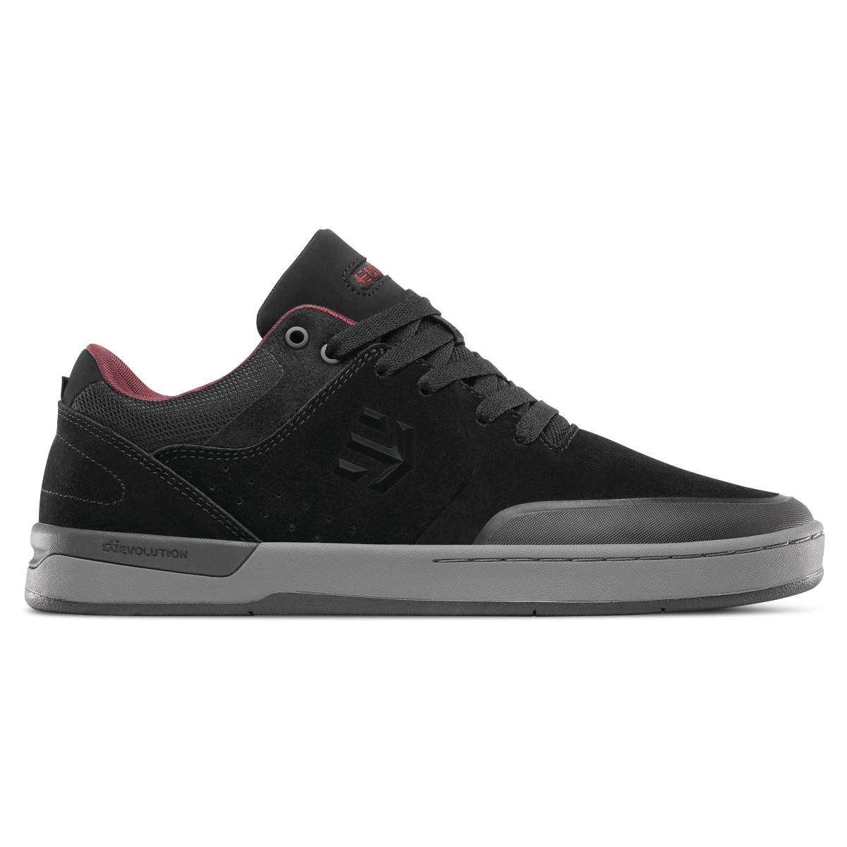 6a5fccc8cc ... Etnies Skateboard Shoes Marana XT Sheckler Black Grey Red. Image 1.  Click to enlarge