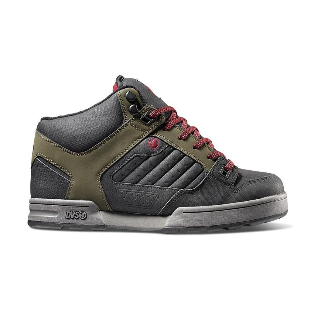 122ad846c81 DVS Shoes Militia Boot Olive/Black Ferguson