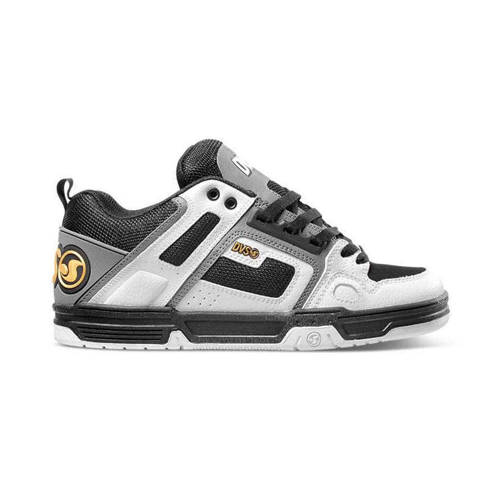 7f98a8cc62f45 DVS Shoes Comanche White/Charcoal