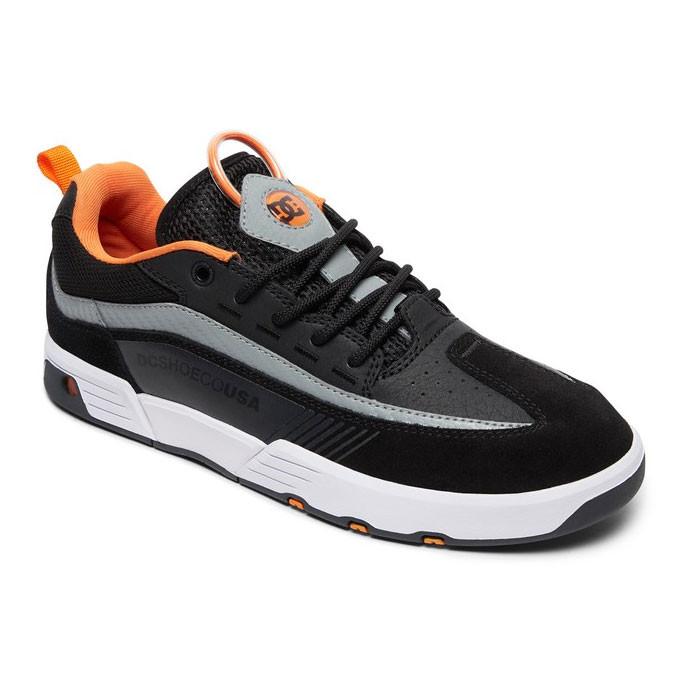 e2f63ad23fd67e ... DC Shoes Legacy 98 Slim S Black/Orange/Grey. Image 1. Image 2. Image 3.  See 2 more pictures