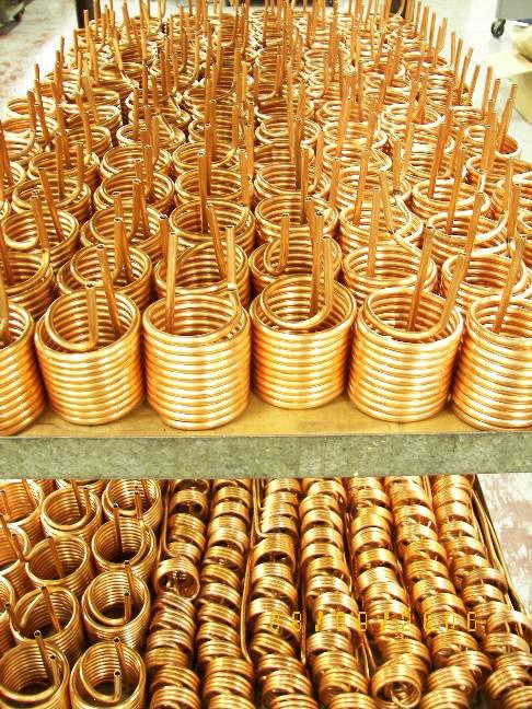 Tube Coiling - Custom Metal Bending   Berrien Metal Products