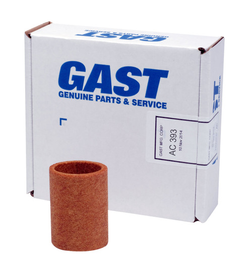 Gast AC393 Cartridge Filter Element