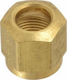 Parker 61NTA-6 Air Brake Compression Nut 3/8 Tube OD Brass