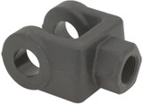 Parker 0509420000 Female Rod Clevis 3/4-16 UNF Steel