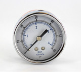 Parker K4520N14060 Regulator Pressure Gauge 2 Inch Dial 0-60 PSIG 0-4.1 Bar 1/4 NPT