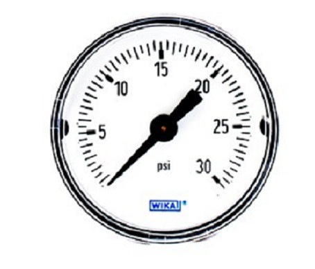 Wika 9690217 General Purpose Dry Gauge 111.12 Series