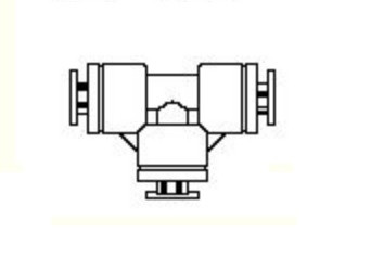 NewAge Industries 5204731 Newloc® Push-to-Connect Union
