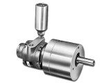 Gast 1UP-NRV-21-GR11C Reversible Air Powered Gear Motor .32 HP 400 RPM 80 PSI 15:1