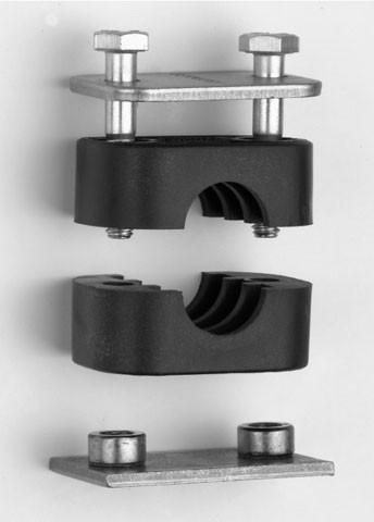 Parker Wp3213 Parklamp Tube Clamp Weld Plate Kit Standard
