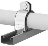 Hydro-Craft WS-20 Walker-Strut® Clamp Steel 1-1/4 Inch Copper & Steel Tube Size