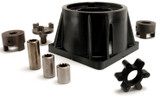 SPX KM97 Motor Adaptor Kit 56 143 145 NEMA C Face