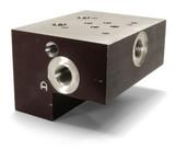 SPX KB11 Single Manifold Block D03 SAE Ports