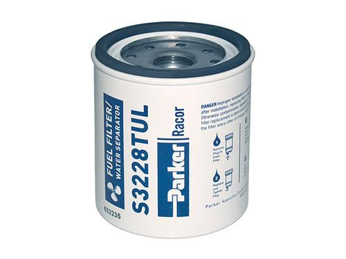 Racor S3228TUL Aquabloc® Gasoline Replacement Filter Element 10 Micron