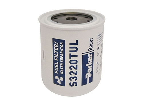 Racor S3220TUL Aquabloc® OEM Gasoline Replacement Spin-on Filter Element 10 Micron