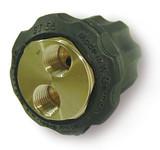 Suttner ST-56 200056500 Roll-Over Nozzle 1/4 FNPT Inlet 1/4 FNPT Outlet Brass 3600 PSI