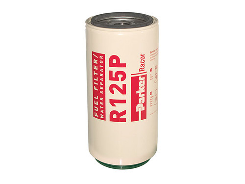 Racor R125P Aquabloc® Diesel Replacement Spin-on Filter Element 30 Micron