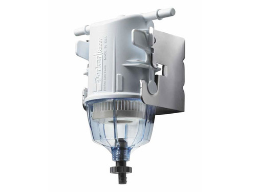 Racor 23299-10 Mobile SNAPP Disposable Fuel Filter/Water Separator 10 Micron 26 GPH 3/8 Port
