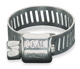 Ideal 62602 Worm Gear Hose Clamp 5/16 to 5/8 Inch SAE 4 Stainless Steel