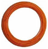 Nycoil 63446 95A Durometer Polyurethane Tubing 1/4 OD X .170 ID X.040 Wall Orange