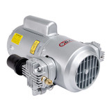 GAST 6HCN-10-M618X Oilless Piston Motor Mounted Unit 1 HP 5.4 CFM 220 Volts 50 HZ 1 Phase