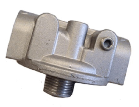 P561132 Hydraulic Filter Head Assembly 3/4 NPT 4 PSI Bypass