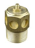 UCI SCM-8 Speed Control Muffler 1 Inch NPT 40 Micron Sintered Bronze