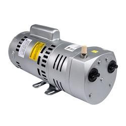 Gast 0523-101Q-G588NDX Oilless Rotary Vane Compressor and Vacuum Pump 1/4 HP