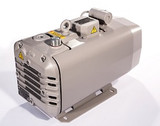 Gast D9801024/TV Rotary Vane Pump Motor Mounted 0.9 HP 11.2 CFM 60 HZ 26.4 IN-HG