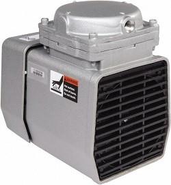 Gast DOA-P709-AA Oilless Diaphragm Vacuum Pump 1/8 HP