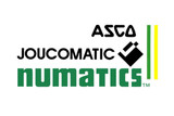 Asco Joucomatic Numatics 10600067-120/60 1/8-2W-NC VALVE